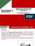 ODI EXCON