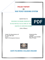 Online booking system project report.docx