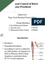 FYP-III Presentation - P1522