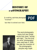 A History of Photography[1]