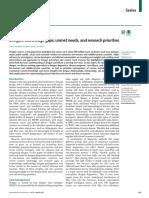 Dengue Knowledge Gaps, Unmet Needs, And Research Priorities