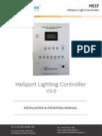 Tablero Helipuerto- User Manual