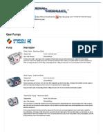 Royal Hydraulics - Gear Pumps