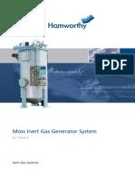 Moss Inert gas generator