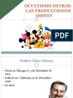 El Ocultismo Detrás de Las Producciones Disney