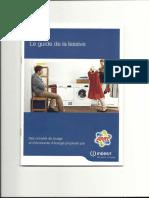 Lave-Linge Indesit - Le Guide de la Lessive.pdf