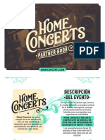 HomeConcerts Partners