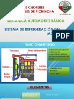 Sistema de Refrigeacion