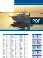 Yamarin Motorboats Technical Information Old Models