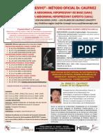 Formacion Metodo Hipopresivo Base Estatico Por Dr Marcel Caufriez Segun Caufriez Concept Gah1gah2