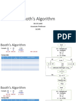 8-Multiplication (Booth's, Modified Booth's)-31-Jul-2018_Reference Material I_Booth's Algorithm
