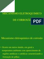 MEC ELETROQ DE COR  PILHAS 23 slides.ppt