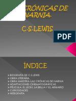CSLewis-Las Cronicas de Narnia