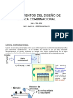 Fundamentos Del Diseño de Lógica Combinacional