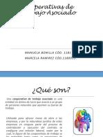 COOPERATIVAS DE TRABAJO ASOCIADO.pptx