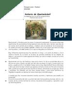 La Historia de Quetzalcóatl