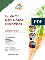 Guide for Alberta Businesses