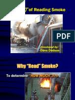reading smoke