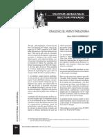 Lectura La Oralidad El Nuevo Paradigma - Mario Pasco Cosmopolis