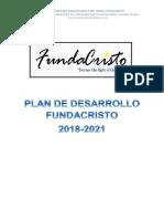 Plan Estratégico de Fundación