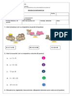 prueba matematica ecuaciones e inecuaciones.doc