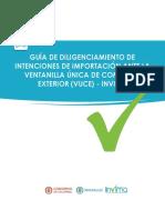 Guia diligenciamiento Invima - VUCE - 2018.pdf