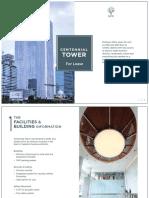 Centennial Tower Promotion 1