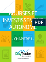 eBook Day Trader Chapitre 1