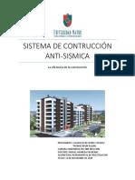Sistema de Contrucción Antisismica en La Araucanía