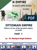 Ottoman Empire Part 1