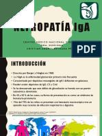 Nefropatía IgA