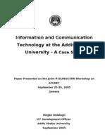 Case Addis Ababa