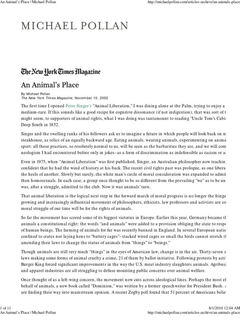 peter singer animal liberation essay sample of a business proposal pdf peter singer animal liberation essay 1500895979 peter singer animal liberation essayhtml