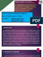 PROCEDIMIENTO-ADMINISTRATIVO-SANCIONADOR-DE-LA-OEFA-Y-SU-INCIDENCIA-EN-LA-CONTAMINACION-POR-PLOMO-EN-PM10-EN-EL-DISTRITO-DE-MI-PERÚ-Y-VENTANILLA-CALLAO-2016-2017.pptx