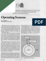 Tutorial Series 9 Operating Series