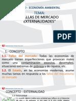 """""""FALLAS DE MERCADO EXTERNALIDADES"""""""