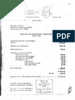 FBI Dossier of J. Edgar Hoover (FOIA Declassified), Part 8b