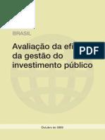BID - Avaliacao da Eficiencia da gestao do Investimento Público.pdf