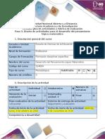 Guía de actividades y rúbrica de evaluación - Paso 3 - Diseño de actividades para el DPLM.docx