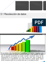 3.1 Recolección de Datos