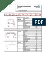 Catalogo de Secciones Autoportante Multifrigo