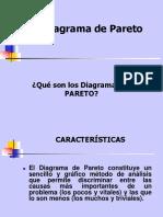 3.3 Diagrama de Pareto.