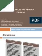 PPT Membangun Paradigma Qurani
