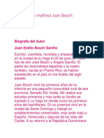 La Mañosa Juan Bosch