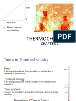 Chapter 2 Thermochemistry Chm271