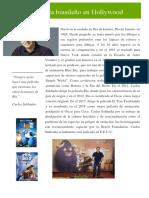 Biografía Carlos Saldanha