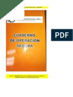 Cuaderno de Operación Segura