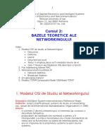 Curs2 Bazele Teoretice Ale Networkingului