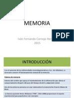 25 Memoria