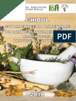 Ghidul suplimentelor alimentare pe bază de plante medicinale, aromatice și produse ale stupului.pdf